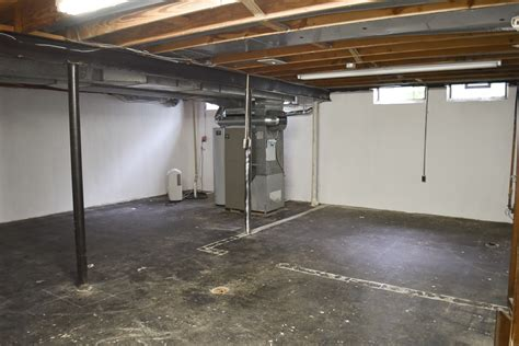 Ideas For Unfinished Basement Unfinished Basement Ideas That Sold Our House The Weathered Fox