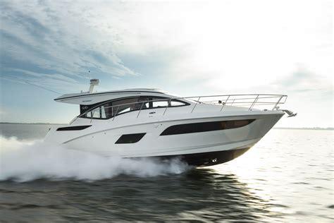 kingston boat show 2017 new boat brochures 2017 sea ray sundancer 400