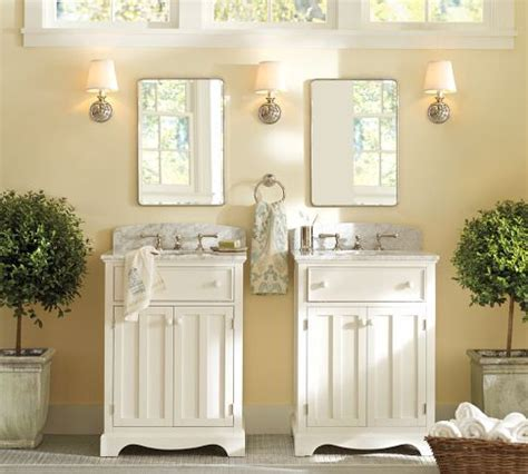 pottery barn vintage medicine cabinet 1000 images about bathroom vanities on pinterest