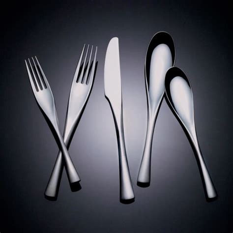 cool silverware 40 unique modern flatware sets that you can buy right now