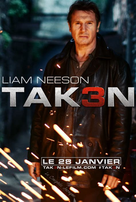film baru liam neeson tak3n affiches fan arts le cin 233 phile anonyme
