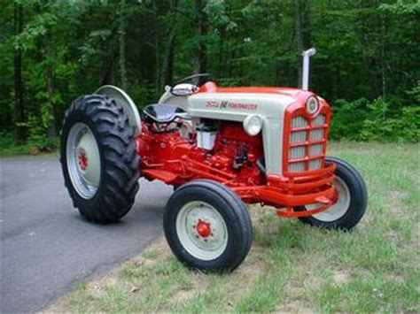 1957 ford 841 powermaster tractorshed.com
