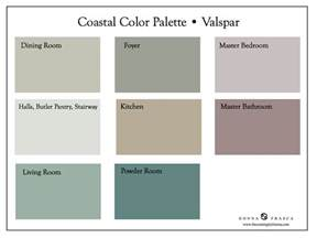 Valspar Color Palette | it s spring home improvement time get your coastal color