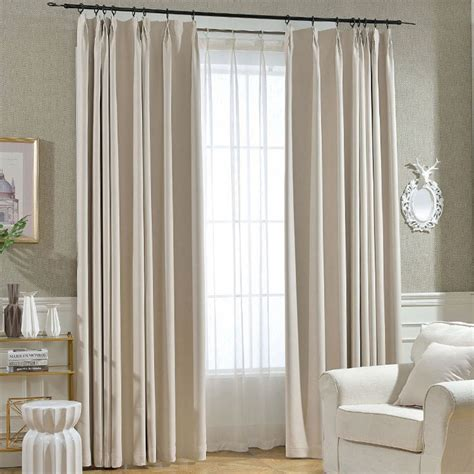 modern solid blackout curtains for bed room living room single panels blackout curtains for bedroom modern home
