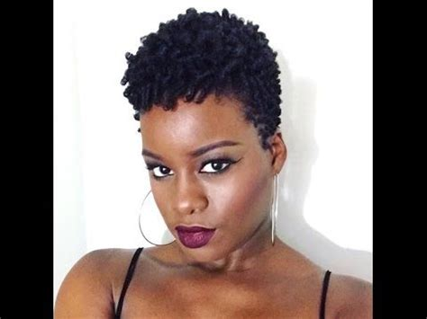 braid out rod set on tapered natural hair hairstyle for tapered twa perm rod set and perm rods on pinterest