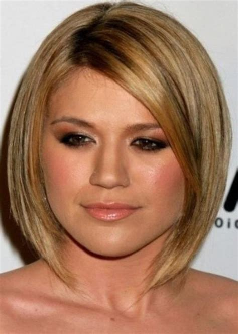Bob Bei Rundem Gesicht by 17 Best Ideas About Frisuren Rundes Gesicht On