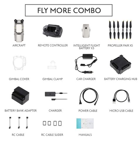 Dji Mavic Pro Fly More Combo Garansi International 1 Tahun dji mavic pro platinum fly more combo uav systems international