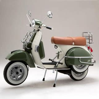 Vespa Modifikasi Retro by Gambar Vespa Modifikasi Militer Racing Modifikasi Motor