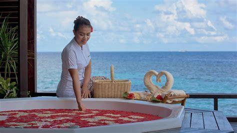 And The Spa by Maldives Spa Tamara Spa At