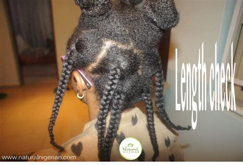 can nigerian natural hair lenght get to the waist my hair now october 2013 natural nigerian