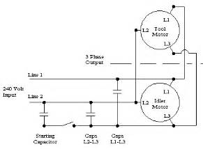 3 phase rotary converter wiring diagram get free image about wiring diagram