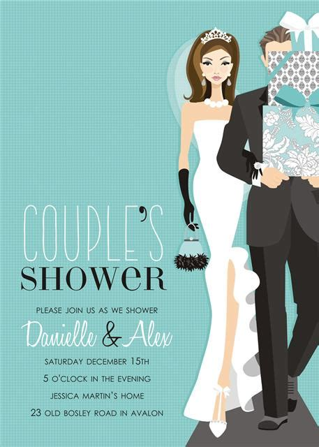 free couples bridal shower couples wedding shower invitations byersfroo keep a classic wedding