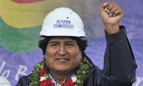 evo morales evo morales has proved that socialism doesn t damage