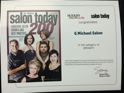best hair salon indianapolis hair g michael salon indianapolis indiana hair salon named top in the country