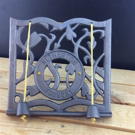 gold and iron books cast iron cookery book stand black and gold