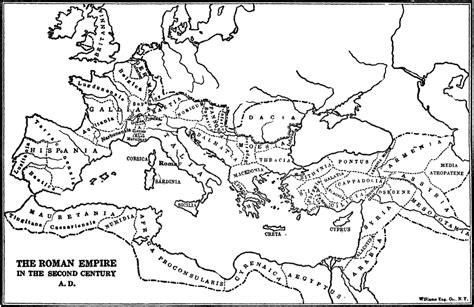 ancient rome empire map sheet coloring pages