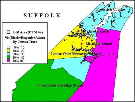 suffolk county section 8 suffolk consolidated plan for 1995 executive summary