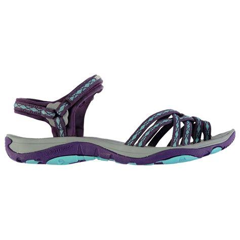 footwear womens sandals karrimor womens salina walking sandals shoes outdoor