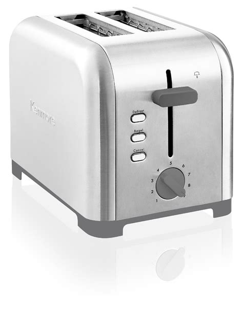 Two Slice Toaster Kenmore 133111 2 Slice Toaster Stainless Steel Sears