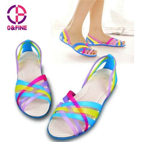 sandal wanita ltd 049 new 2017 flats sandal clogs summer slippers