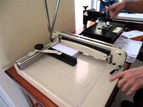 Paper Cutting A3 paper cutter 868 a3