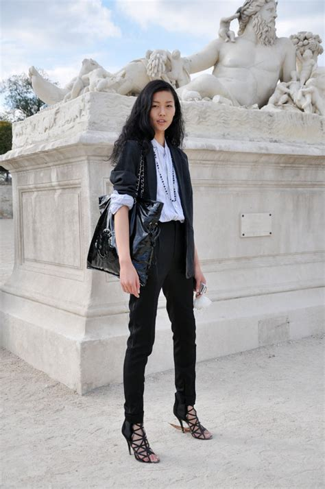 Style Liu by Fashion Shopping You Asia Power Liu Wen 刘雯 Style