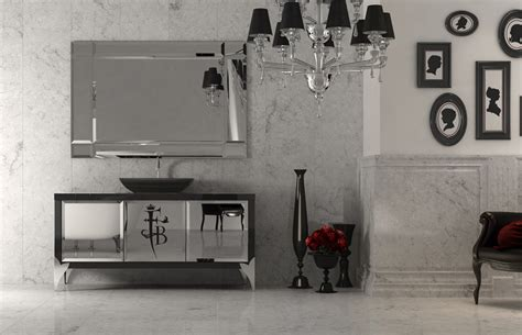 Italian Bathroom Furniture Italian Bathroom Furniture Collection By Branchetti Decoholic