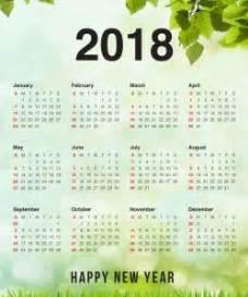 Calendar 2018 Wallpaper 2018 Calendar Wallpapers 2018 Calendar Printable