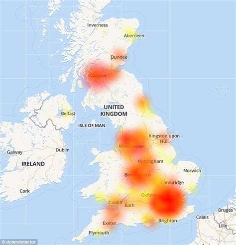 ee mobile network uk network ee crashes again for mobile users