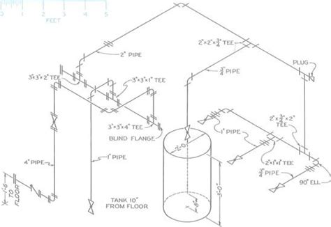isometric piping diagram how to draw isometric plumbing diagram plumbing and