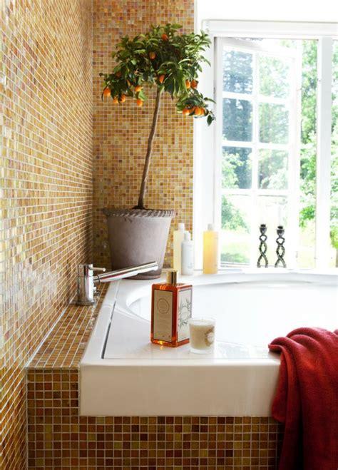 Badezimmer Mit Pflanzen Dekorieren by Mit Zimmerpflanzen Das Zuhause Dekorieren 60 Beispiele
