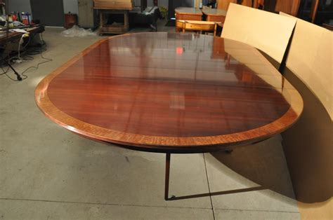 to oval dining table formal high end to oval mahogany dining table