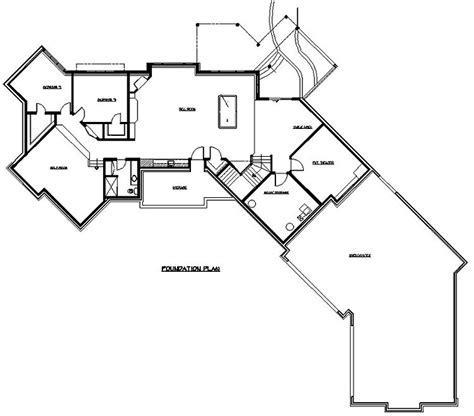 Rambler Floor Plans   Plan #205276   TJB Homes