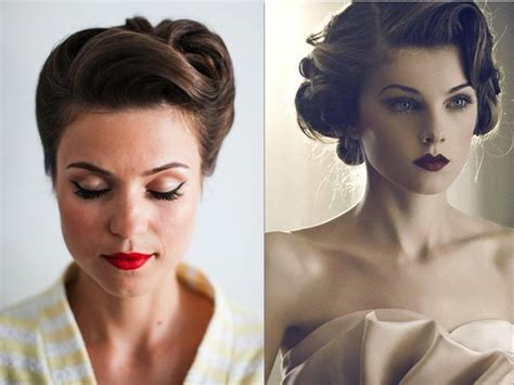 Vintage Wedding Guest Hair by 10 Bewitching Vintage Wedding Hairstyles For Brides