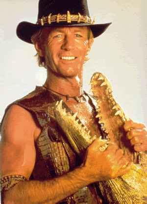 themes in australian film paul hogan hollywood actor crocodile dundee