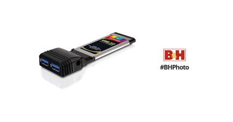 Pnu3 Usb 3 0 Expresscard Adapter transcend pnu3 usb 3 0 express card adapter ts pnu3 b h photo