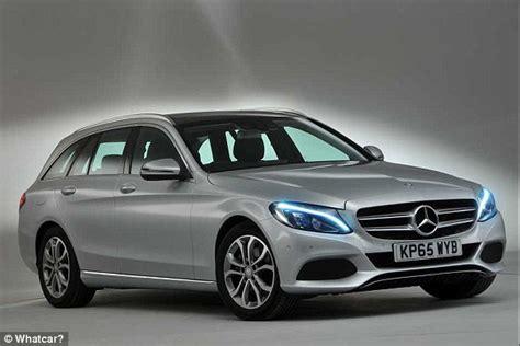 Mercedes C330 Three Premium Estate Cars That Will Make You Think