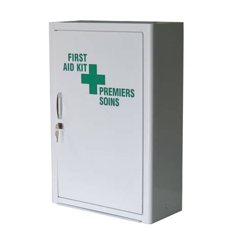 wall mounted aid cabinet wall mounted metal aid cabinet with solid panel door