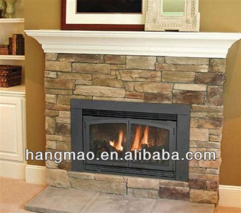 Gas Fireplace Decorative Stones by Decorative Gas Fireplace From Professional Factory