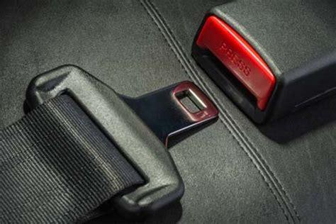 motorhome seatbelts time to belt up