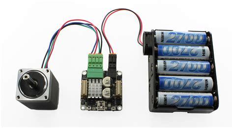 Stepping Motor 4 Kabel anschluss 4 adriger schrittmotor