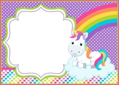unicorn birthday invitation templates unicorn template invitations