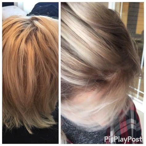7a hair color of previous post formula melted root of 7a joico