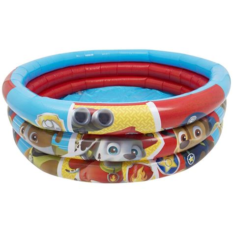 inflatable bouncy toy paw patrol paw patrol inflatable swim ring pool arm bands beach ball