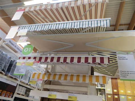 baumarkt markisen markise toldo anbieter in spanien