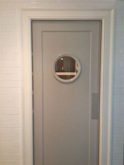 butler s pantry laundry room door with porthole window