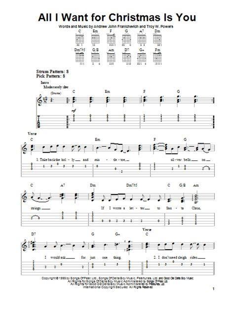 tutorial piano all i want for christmas is you all i want for christmas is you sheet music by andrew john