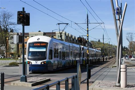 seattle light rail stops light rail stations could open years earlier new