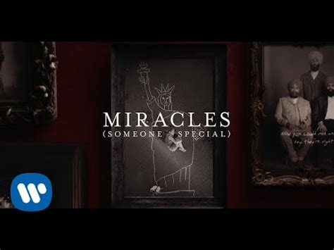 Coldplay Big Sean | coldplay big sean miracles someone special