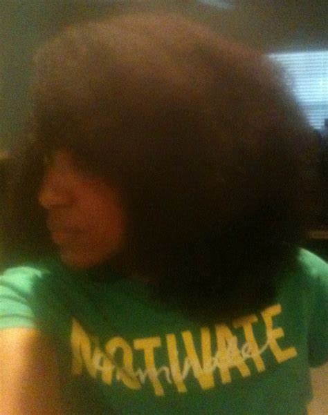 my hair since being 100 natural not as quick as adding them to my hair since being 100 natural not as quick as adding